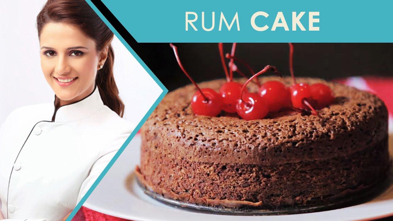 Rum Cake | Christmas Special Cake - YouTube