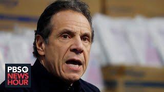 WATCH LIVE: New York governor gives coronavirus update -- July 1, 2020