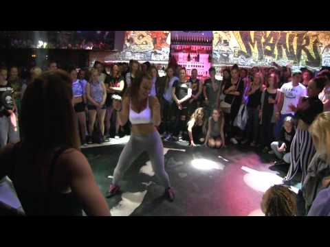 Woman Power - DanceHall Final - Love Dance Agency