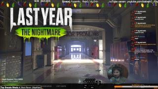 Last Year: The Nightmare - Прямой эфир: 8 янв. 2019 г.