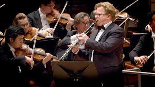 Mozart: Clarinet Concerto / Fuchs · Gilbert · Berliner Philharmoniker