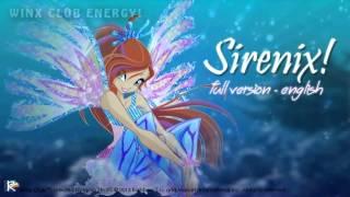 Winx Club Sirenix song Remix English