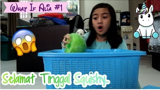 Selamat Tinggal Squishy... | What If Alia #1