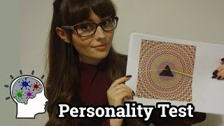 ASMR Personality test Role Play~ Optical Illusions
