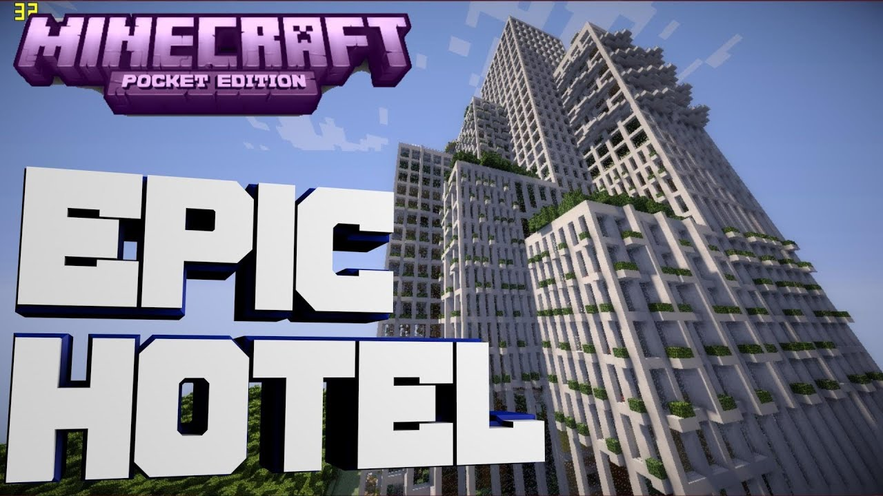 Minecraft PE Maps Download