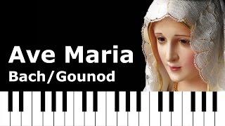 AVE MARIA Bach/Gounod АВЕ МАРИЯ