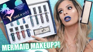 NEW Wet N Wild MERMAID MAKEUP COLLECTION 2017 | HIT OR MISS?