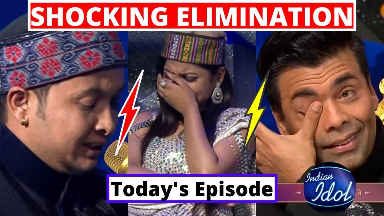 Download Shocking Elimination Of Arunita Kanjilal Today's Episode Of Indian Idol 12 8 August 2021 Pawandeep