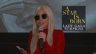'A Star is Born' Lady Gaga Fan Surprise Video