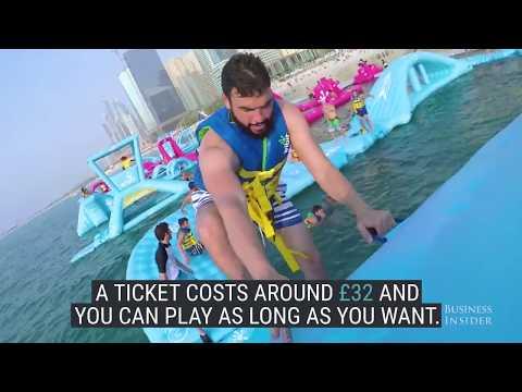 Aqua Fun on Business Insider