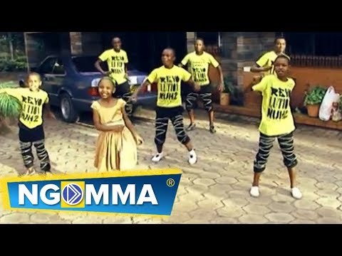 PRAISE MAKENA - THANK YOU LORD (OFFICIAL VIDEO)
