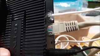 COMO INSTALAR E CONFIGURA MODEM TPLINK TD8816 V8