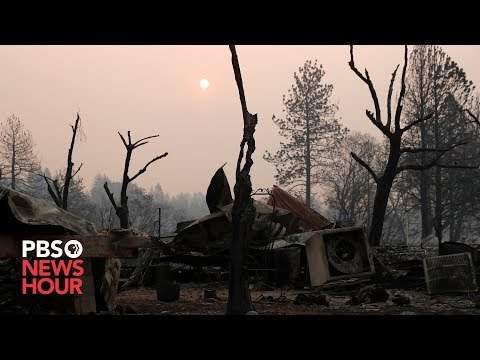 This wildfire season, aging power infrastructure may leave parts of California dark