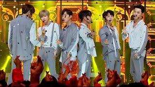 신화(SHINHWA) Kiss Me Likt That 교차편집(Stage Mix)