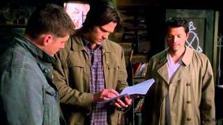 Supernatural 7X21 - Cas : Always Happy To Bleed For The Winchesters.