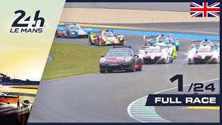 🇬🇧 REPLAY - Race hour 1 - 2019 24 Hours of Le Mans