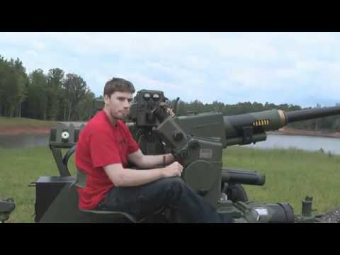 Apparently, Russian citizens can own high powered military weapons