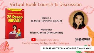 Peluncuran Dan Diskusi Buku Mommyclopedia: 78 Resep Mpasi