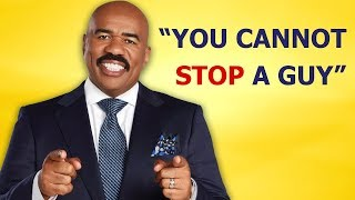 Steve Harvey is terrible with women