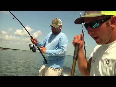 Lake Pontchartrain Monster Hunt 2 - Louisiana - Sportsman TV - Full Episode