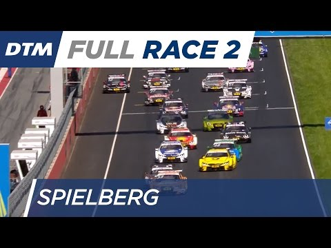 DTM Spielberg 2016 - Full Race 2 - Re-Live (English)
