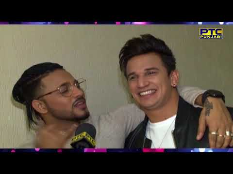 Raftaar Gives Matrimonial Tips To Prince Narula   PTC Entertainment Show   PTC Punjabi