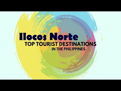 Ilocos Norte Tourist Spot/Destinations Philippines