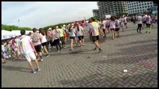Color Manila Run 2017