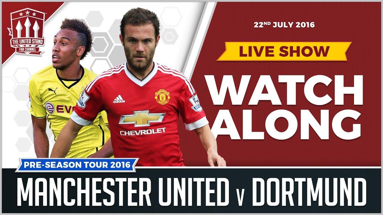 Manchester United Dortmund