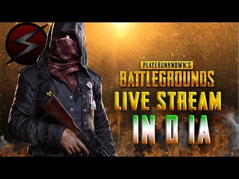 PUBG Fun Stream [Player Unknown Battlegrounds] Indian Live Stream #2