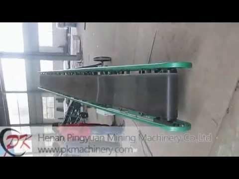 Mobile Belt Conveyor for Bulk Material Loading and Unloading