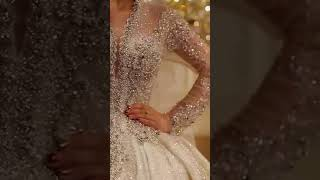 Amanda Novias always offer surprise for our brides  wedding dress designer @amanda novias