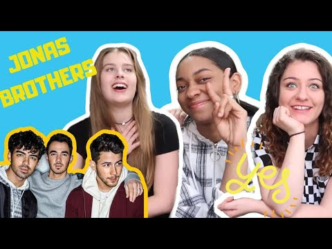Girl Group Reacts To Sucker By The Jonas Brothers