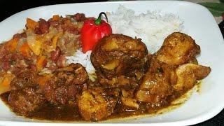 Curry Stew Chicken