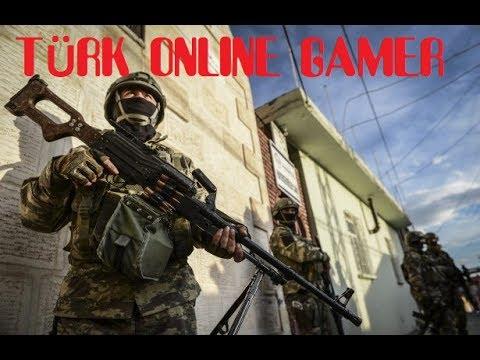 ARMA 3 JANDARMA ÖZEL HAREKAT OPERASYONDAN OPERASYONA TÜRK ONLINE GAMER