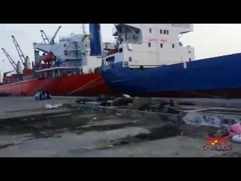"MV ""AMAZIGH S1"" - DAMIETTA PORT"
