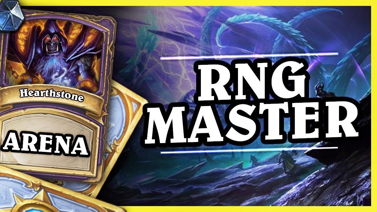 RNG MASTER – WARLOCK – Hearthstone Arena