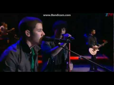 Fly With Me / Just In Love - Jonas Brothers (Buenos Aires; Argentina)