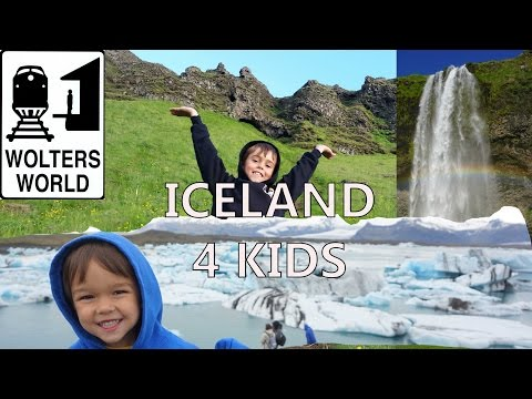 A Child's Perspective on Visiting Iceland