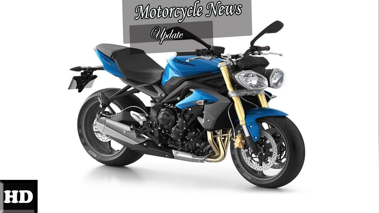 Hot News 2018 Triumph Street Triple R Chassis Overview Price