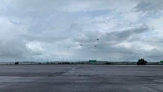 【新加坡航展正式登場 中美戰機齊較勁 LIVE】