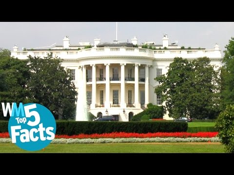 Top 5 Fascinating White House Facts
