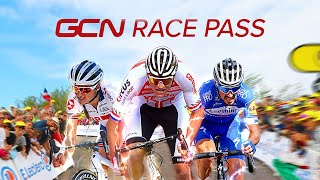 GCN Race Pass Is Here!   100% Racing. By Fans, For Fans