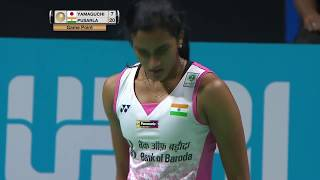 Dubai World Superseries Finals 2017 | Badminton Day 3 M5-WS | Akane Yamaguchi vs Pusarla V. Sindhu