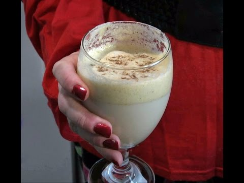 Tom And Jerry Christmas Holiday Drink W Rum Brandy Delicious
