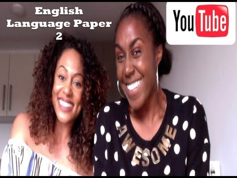 Top Tips for English Language Paper 2