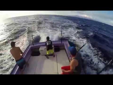 North Shore Oahu Fishing 2014