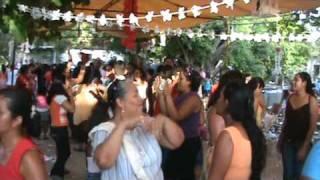 fiesta en Huanacastal, Oaxaca 1