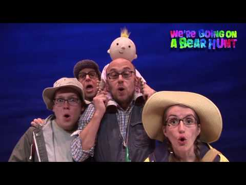 We're Going On A Bear Hunt at Norwich Playhouse