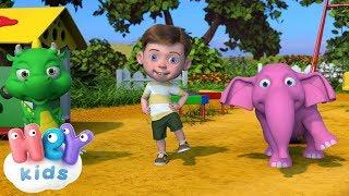 Dans Et Eğlen Alkışla - Çizgi Film Çocuk Şarkıları | HeyKids